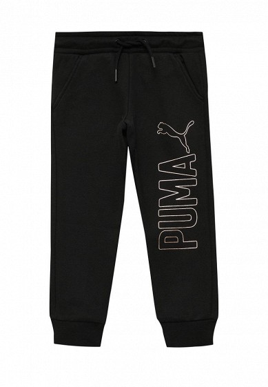 Брюки спортивные PUMA Style Sweat Pants,closed FL