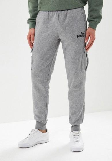 d3465d6a Брюки спортивные PUMA ESS+ Pocket Pants купить за 2 610 руб PU053EMCJKT3 в  интернет-магазине Lamoda.ru