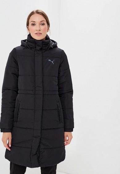 0a79f991645e Куртка утепленная PUMA ESS PADDED COAT купить за 6 740 руб PU053EWCJME8 в  интернет-магазине Lamoda.ru