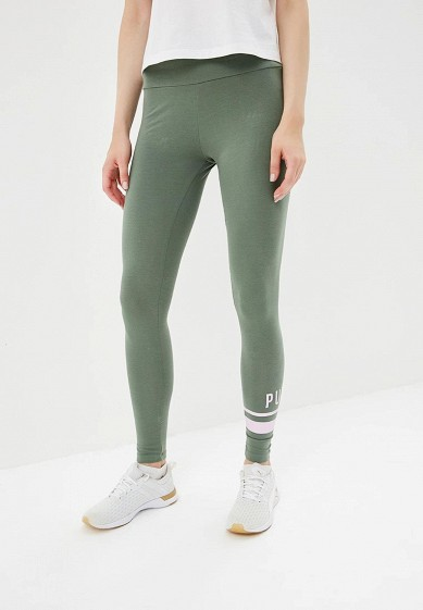 Леггинсы PUMA ATHLETIC Logo Leggings