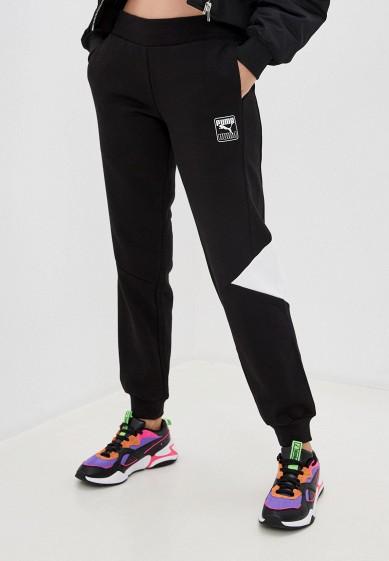 Брюки спортивные PUMA Rebel Pants за 3 490 ₽. в интернет-магазине Lamoda.ru