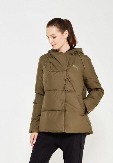 ef016361d2ec Пуховик PUMA Style 480 HD Down Jacket купить за 9 410 руб PU053EWUTJ72 в  интернет-магазине Lamoda.ru