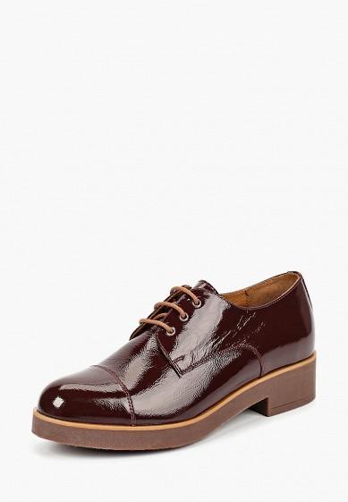 Ботинки, Ralf Ringer, цвет: коричневый. Артикул: RA084AWCQCC3. Обувь