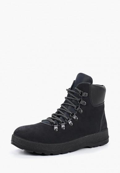 Ботинки, Ralf Ringer, цвет: синий. Артикул: RA084AWCQCC9. Обувь