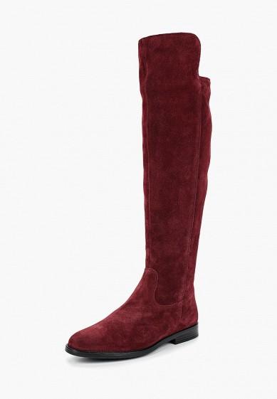 Сапоги, Ralf Ringer, цвет: бордовый. Артикул: RA084AWCQCD2. Обувь