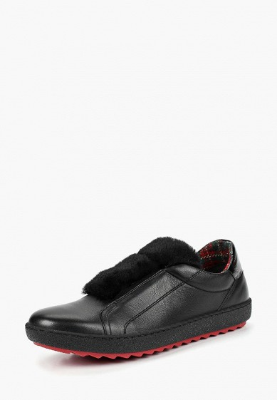 Кеды, Ralf Ringer, цвет: черный. Артикул: RA084AWCQCD4. Обувь
