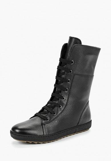 Полусапоги, Ralf Ringer, цвет: черный. Артикул: RA084AWCQCD5. Обувь