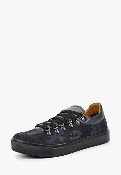 Кеды, Ralf Ringer, цвет: синий. Артикул: RA084AWCQCD7. Обувь