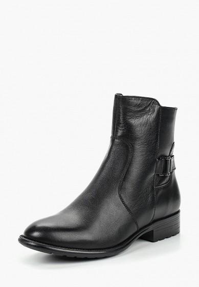 Полусапоги, Ralf Ringer, цвет: черный. Артикул: RA084AWCQCE2. Обувь