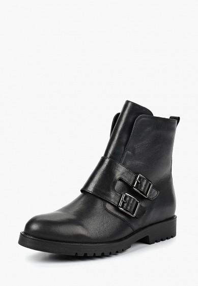Полусапоги, Ralf Ringer, цвет: черный. Артикул: RA084AWCQCE3. Обувь