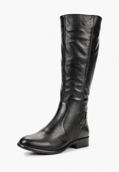 Сапоги, Ralf Ringer, цвет: черный. Артикул: RA084AWCQCF0. Обувь
