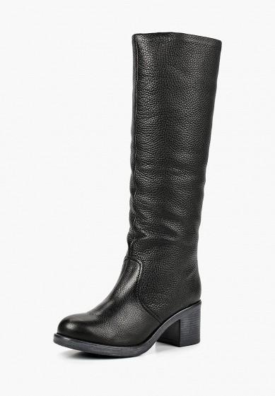 Сапоги, Ralf Ringer, цвет: черный. Артикул: RA084AWCQCF7. Обувь