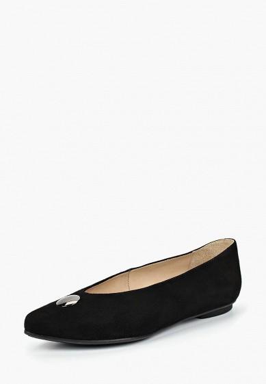 Туфли, Ralf Ringer, цвет: черный. Артикул: RA084AWCQCH0. Обувь