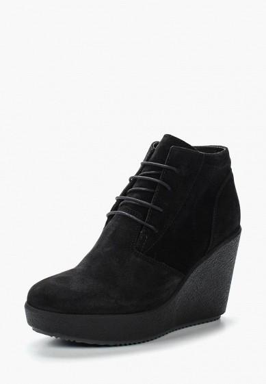 Ботильоны, Ralf Ringer, цвет: черный. Артикул: RA084AWVSB36. Обувь