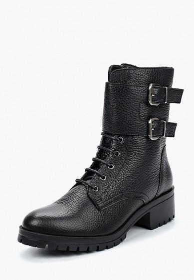Ботинки, Ralf Ringer, цвет: черный. Артикул: RA084AWVSB39. Обувь