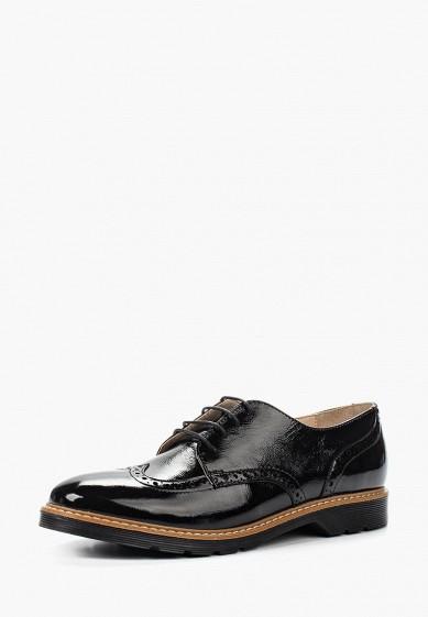 Ботинки, Ralf Ringer, цвет: черный. Артикул: RA084AWVSB43. Обувь