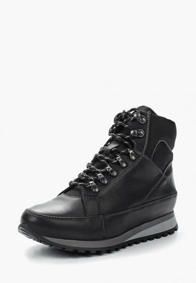 Ботинки, Ralf Ringer, цвет: черный. Артикул: RA084AWVSB54. Обувь