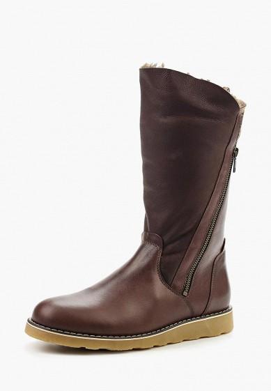 Сапоги, Ralf Ringer, цвет: коричневый. Артикул: RA084AWVSB89. Обувь