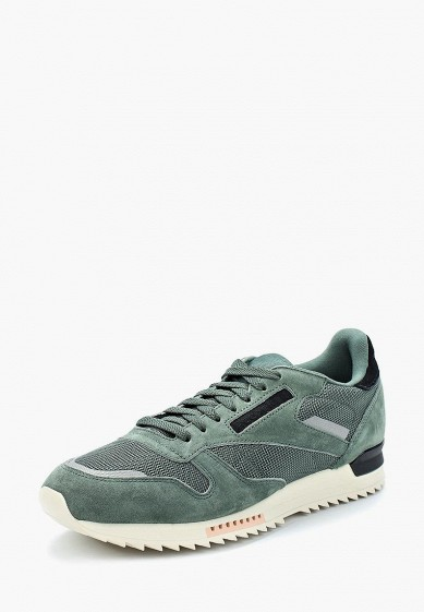 Кроссовки Reebok Classics CL LEATHER RIPPLE SN
