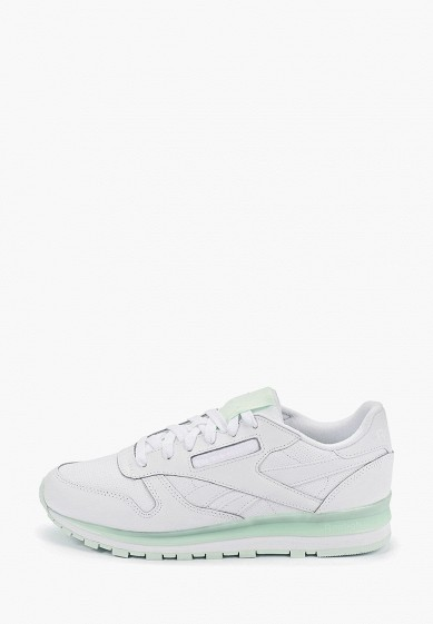 Кроссовки, Reebok Classics, цвет: белый. Артикул: RE005AWFKFG5. Обувь / Кроссовки и кеды / Кроссовки