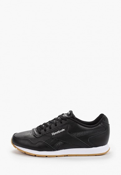 Кроссовки, Reebok Classics, цвет: черный. Артикул: RE005AWGKKE6. Обувь / Кроссовки и кеды / Кроссовки