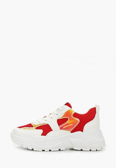 Кроссовки, Renda, цвет: белый. Артикул: RE031AWEQYR6. Обувь / Кроссовки и кеды / Кроссовки