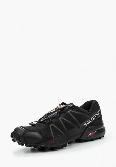 Кроссовки, Salomon, цвет: черный. Артикул: SA007AWJJL11. Обувь / Кроссовки и кеды / Кроссовки