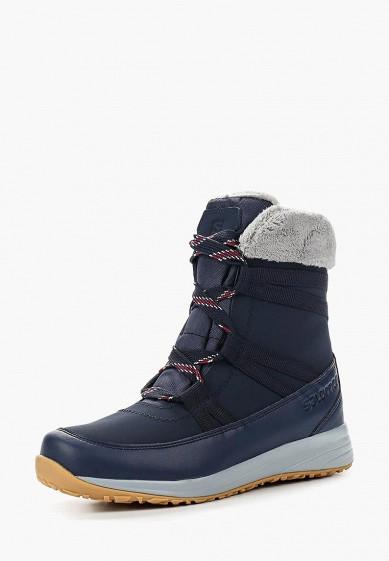 79af116d9d08 Ботинки Salomon HEIKA LTR CS WP купить за 9 090 руб SA007AWUHK70 в  интернет-магазине Lamoda.ru