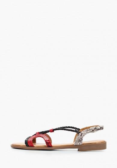 Сандалии, Sergio Todzi, цвет: мультиколор. Артикул: SE025AWJFLF9. Обувь