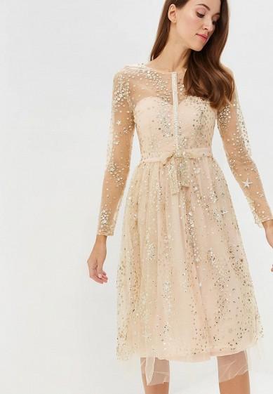 69cd2524bf1 Платье Soky   Soka купить за 4 640 руб SO039EWCPKQ0 в интернет ...