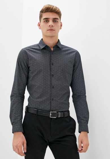 Рубашка Strellson за 7 300 ₽. в интернет-магазине Lamoda.ru