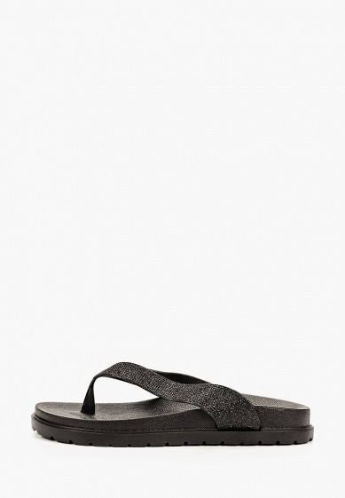 Сланцы, Style Shoes, цвет: черный. Артикул: ST040AWJBNO2. Обувь