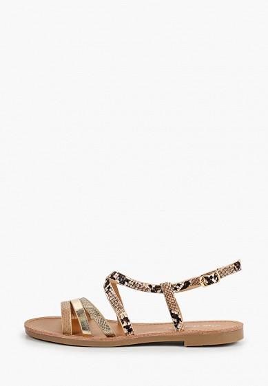 Сандалии Style Shoes за 820 ₽. в интернет-магазине Lamoda.ru