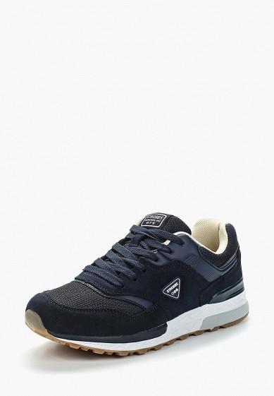 Кроссовки, Strobbs, цвет: синий. Артикул: ST979AWAMLI1. Обувь / Кроссовки и кеды / Кроссовки
