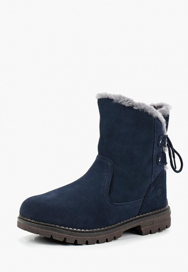 Полусапоги, Strobbs, цвет: синий. Артикул: ST979AWCRGH7. Обувь / Сапоги