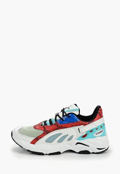 Кроссовки, Strobbs, цвет: мультиколор. Артикул: ST979AWEKEP9. Обувь / Кроссовки и кеды / Кроссовки