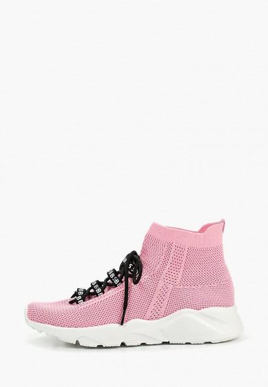 Кроссовки, Strobbs, цвет: розовый. Артикул: ST979AWEKEQ0. Обувь / Кроссовки и кеды / Кроссовки