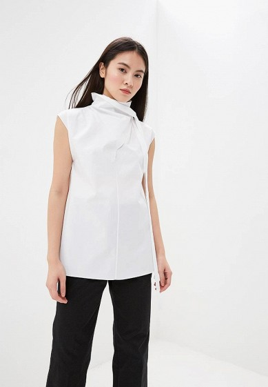 06c89202a2c Блуза Theory купить за 24 800 руб TH008EWEDAS5 в интернет-магазине Lamoda.ru