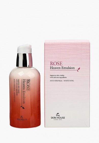 Сыворотка для лица The Skin House с экстрактом розы, 130 мл за 2 090 ₽. в интернет-магазине Lamoda.ru