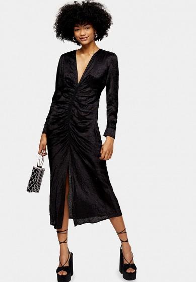 Платье Topshop за 2 443 ₽. в интернет-магазине Lamoda.ru