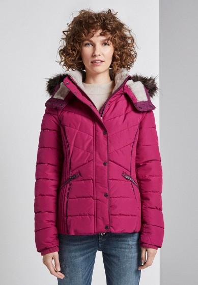 Куртка утепленная Tom Tailor за 5 817 ₽. в интернет-магазине Lamoda.ru