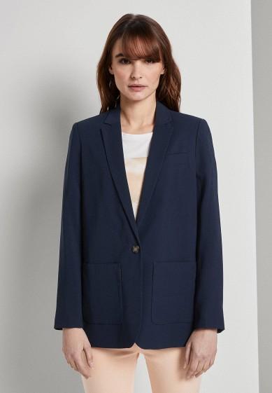 Пиджак Tom Tailor за 2 513 ₽. в интернет-магазине Lamoda.ru