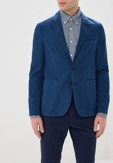 5f1080e13066 Пиджак Tommy Hilfiger купить за 19 590 руб TO263EMAGTP2 в интернет-магазине  Lamoda.ru