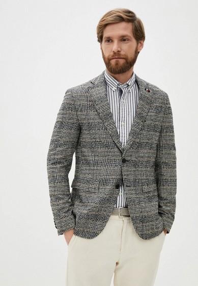 Пиджак Tommy Hilfiger Tailored за 40 990 ₽. в интернет-магазине Lamoda.ru