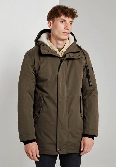 Куртка утепленная Tom Tailor Denim за 9 850 ₽. в интернет-магазине Lamoda.ru