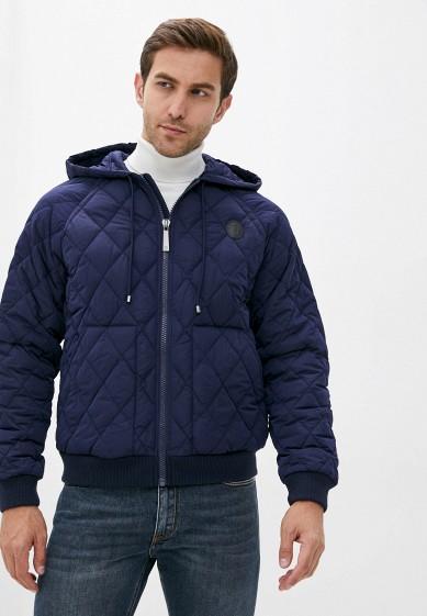 Куртка утепленная Trussardi Jeans за 18 060 ₽. в интернет-магазине Lamoda.ru