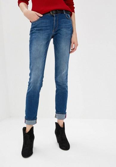 Джинсы Trussardi Jeans 260 REGULAR купить за 5 770 руб TR016EWBUVW2 в  интернет-магазине Lamoda.ru f305ae9929284