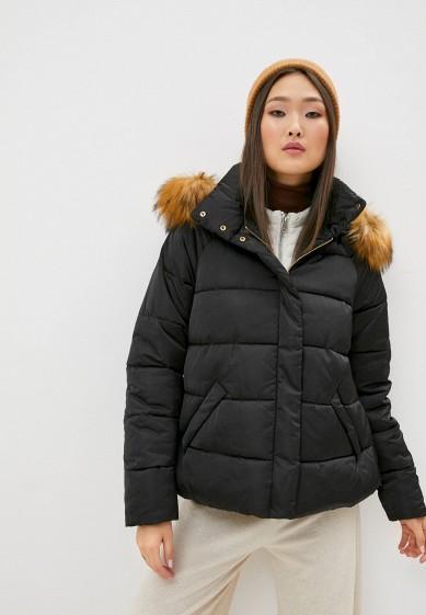 Куртка утепленная Trussardi Jeans за 27 800 ₽. в интернет-магазине Lamoda.ru