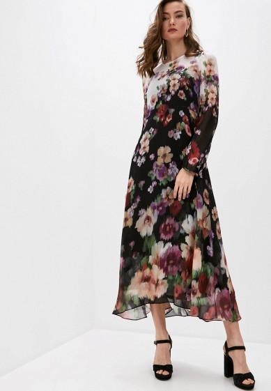 Платье Twinset Milano за 24 360 ₽. в интернет-магазине Lamoda.ru