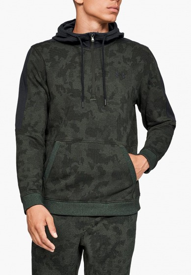 Худи Under Armour TB FLEECE CAMO 1/2 ZIP